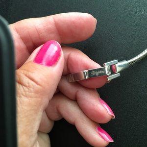 Brighton Jewelry - Brighton Silver Rhinestone Bracelet, adjustable